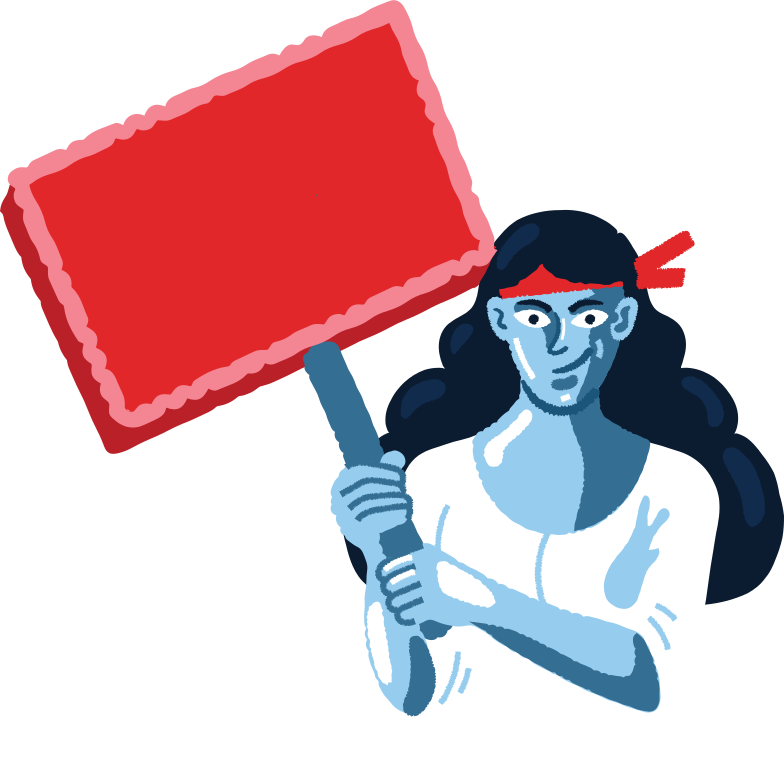 style protesting woman Vector images in PNG and SVG | Icons8 Illustrations