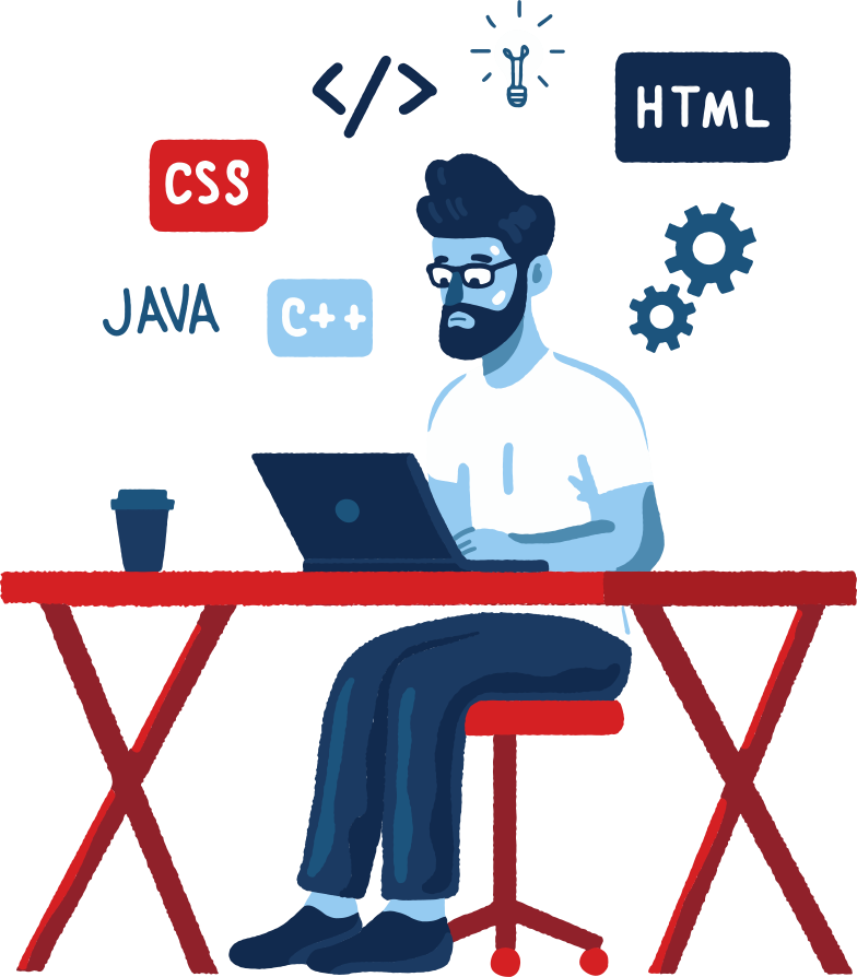 style programmer Vector images in PNG and SVG | Icons8 Illustrations