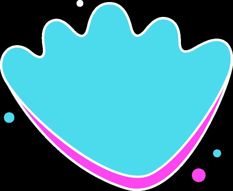 Imágenes vectoriales concha azul rg en PNG y SVG estilo  | Ilustraciones Icons8