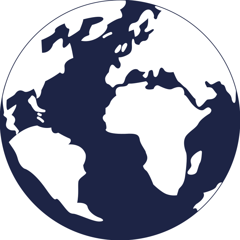 earth planet Clipart illustration in PNG, SVG