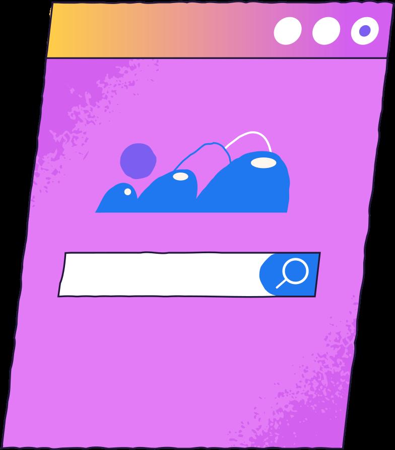 Vektorgrafik im  Stil suchmaschine als PNG und SVG | Icons8 Grafiken