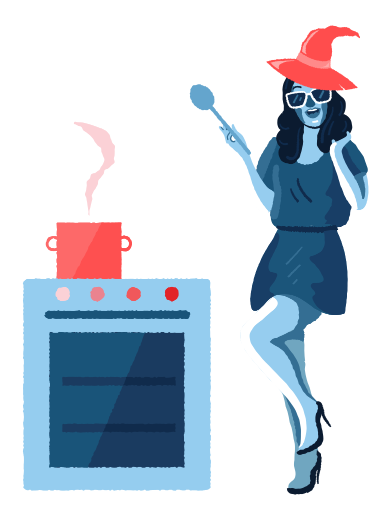 style Magic cooking Vector images in PNG and SVG | Icons8 Illustrations