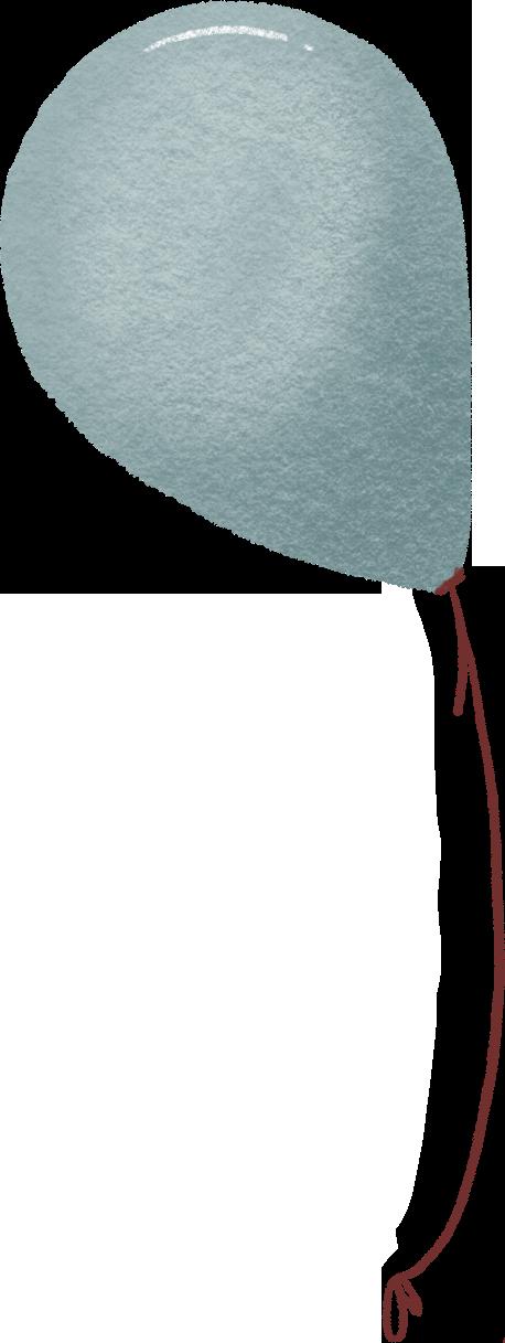 PNGとSVGの  スタイルの balloon blue ベクターイメージ | Icons8 イラスト