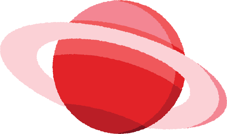 saturn Clipart illustration in PNG, SVG