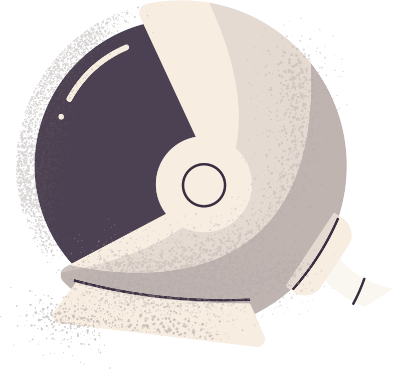 style astronaut helmet Vector images in PNG and SVG | Icons8 Illustrations