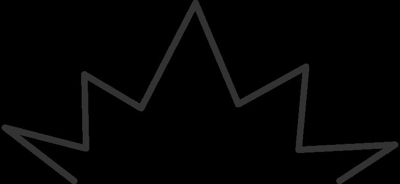 curved line Clipart illustration in PNG, SVG