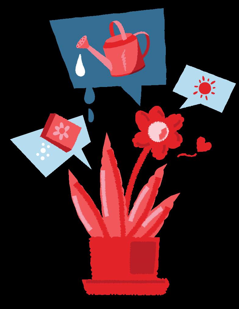 Care Clipart illustration in PNG, SVG