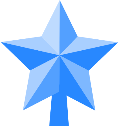 style star on new year tree images in PNG and SVG | Icons8 Illustrations