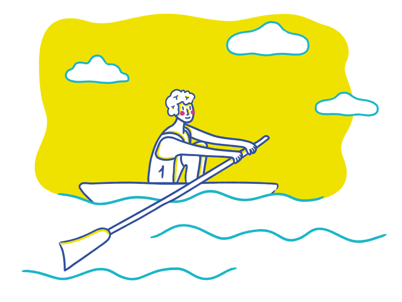 style Canoeing Vector images in PNG and SVG | Icons8 Illustrations