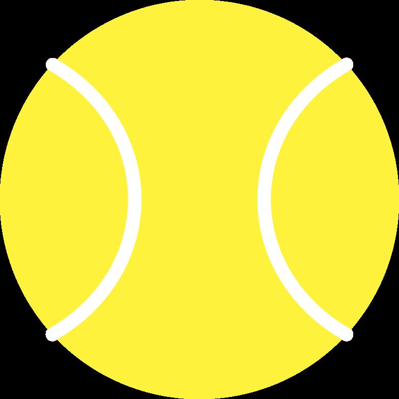 Imágenes vectoriales pelota de tenis en PNG y SVG estilo  | Ilustraciones Icons8