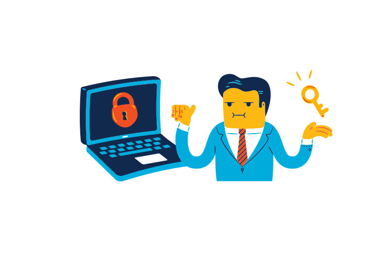 Web security Clipart illustration in PNG, SVG