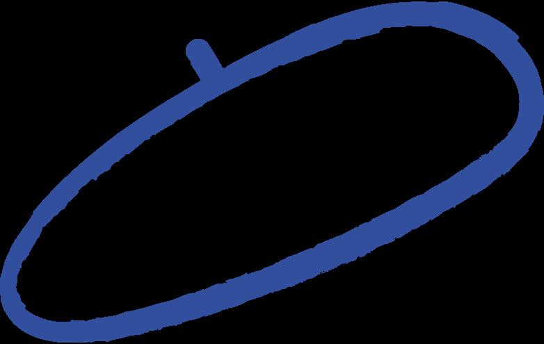 beret Clipart illustration in PNG, SVG