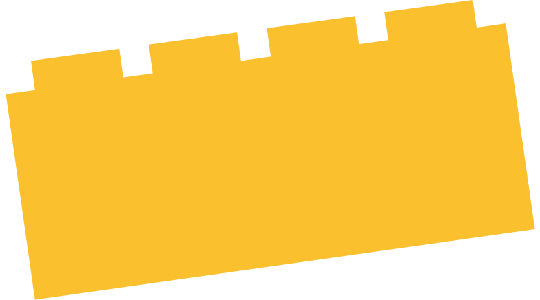 building block yellow Clipart illustration in PNG, SVG