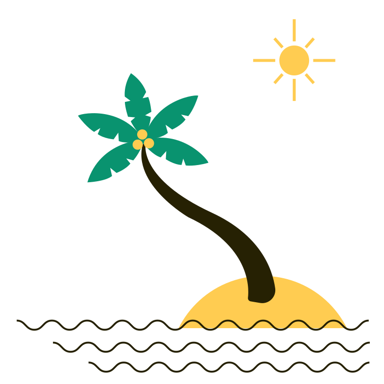 style Uninhabited island Vector images in PNG and SVG | Icons8 Illustrations