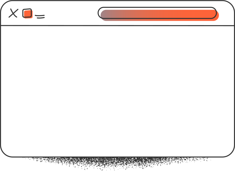 browser window Clipart illustration in PNG, SVG