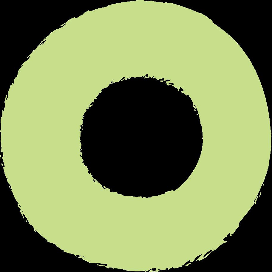 ring-light-green Clipart illustration in PNG, SVG