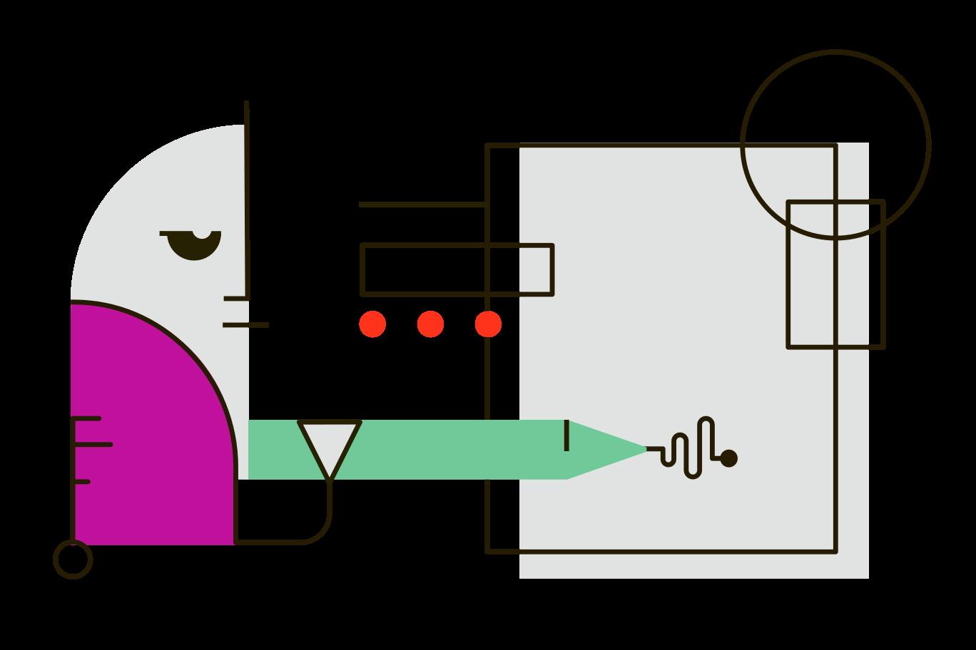 Sign in Clipart illustration in PNG, SVG