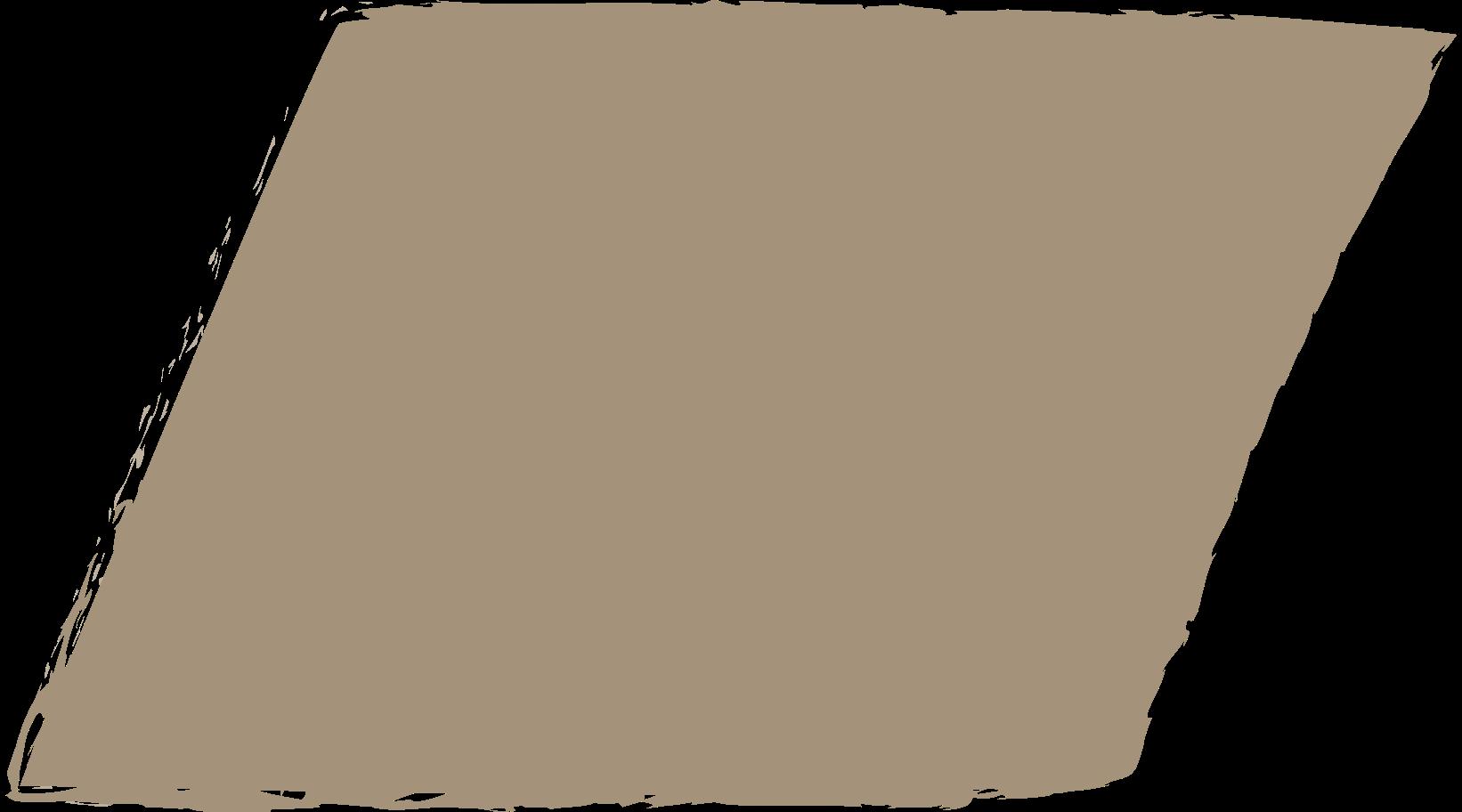 parallelogram-grey Clipart illustration in PNG, SVG