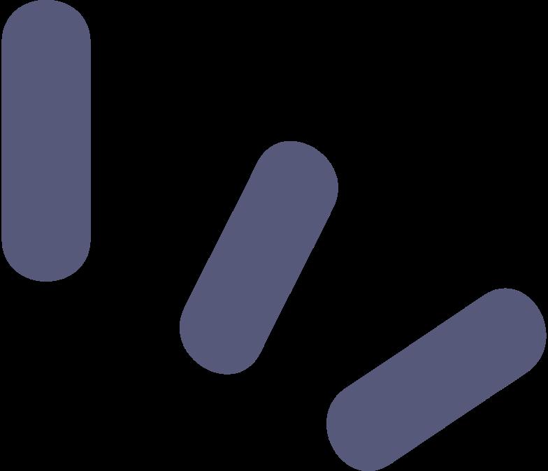 Abstraktes objekt Clipart-Grafik als PNG, SVG