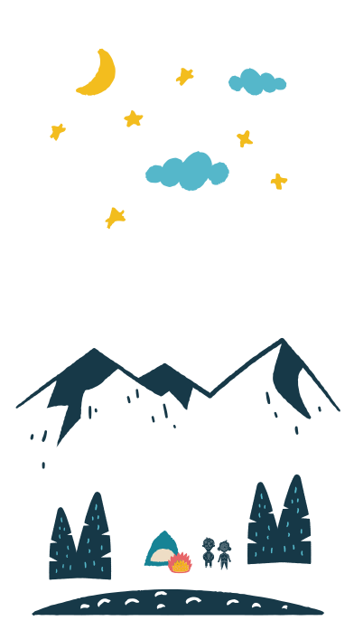 style Camping  images in PNG and SVG | Icons8 Illustrations