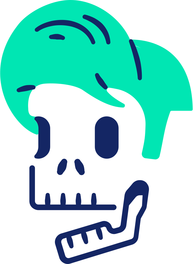 style skull boy Vector images in PNG and SVG | Icons8 Illustrations