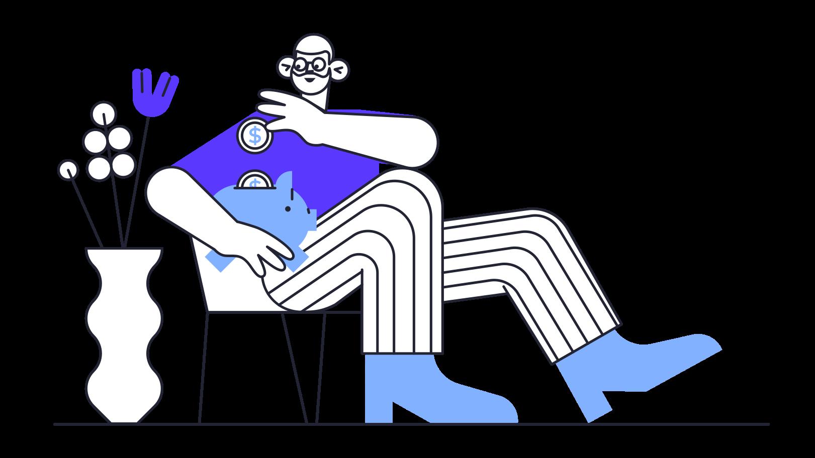 Pagamento processado Clipart illustration in PNG, SVG