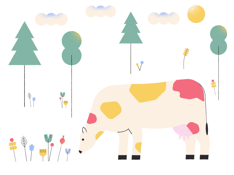 style Pasture Vector images in PNG and SVG | Icons8 Illustrations
