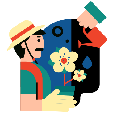 style Gardener images in PNG and SVG | Icons8 Illustrations