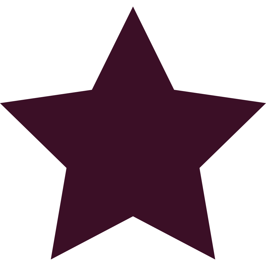 star brown Clipart illustration in PNG, SVG