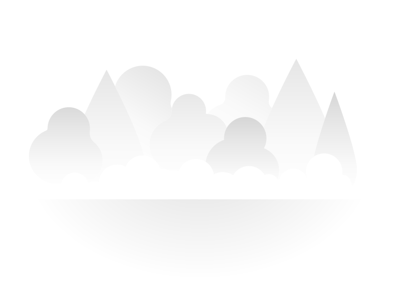 forest with lake Clipart illustration in PNG, SVG