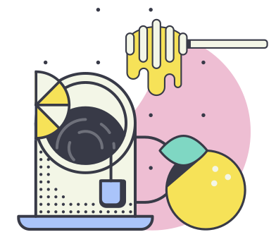 style Tea time images in PNG and SVG   Icons8 Illustrations