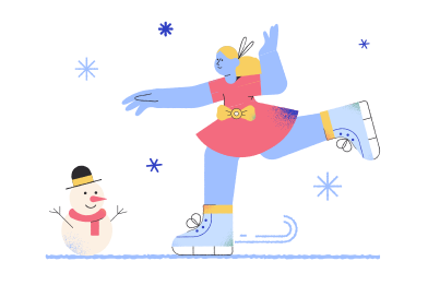 style Figure skating images in PNG and SVG | Icons8 Illustrations
