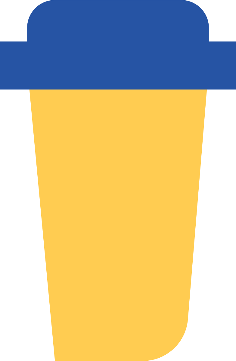cup with a lid Clipart illustration in PNG, SVG