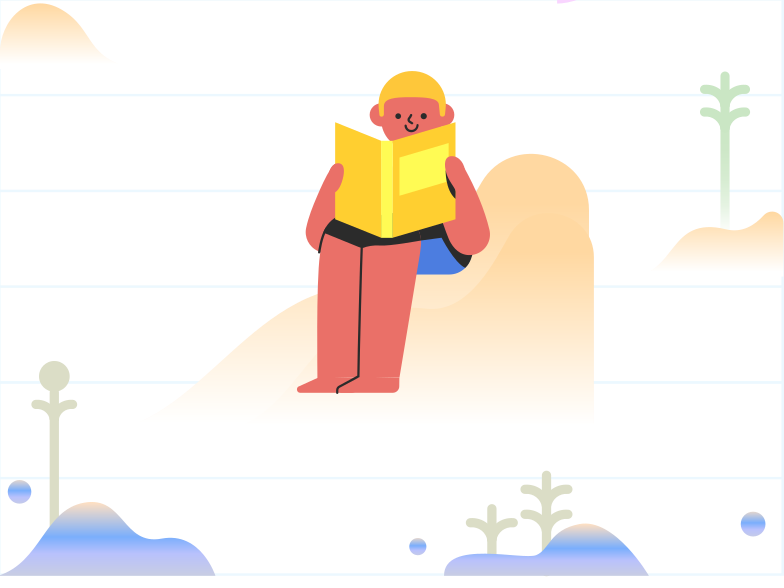 style Reading book Vector images in PNG and SVG | Icons8 Illustrations