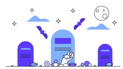 style Halloween night images in PNG and SVG | Icons8 Illustrations