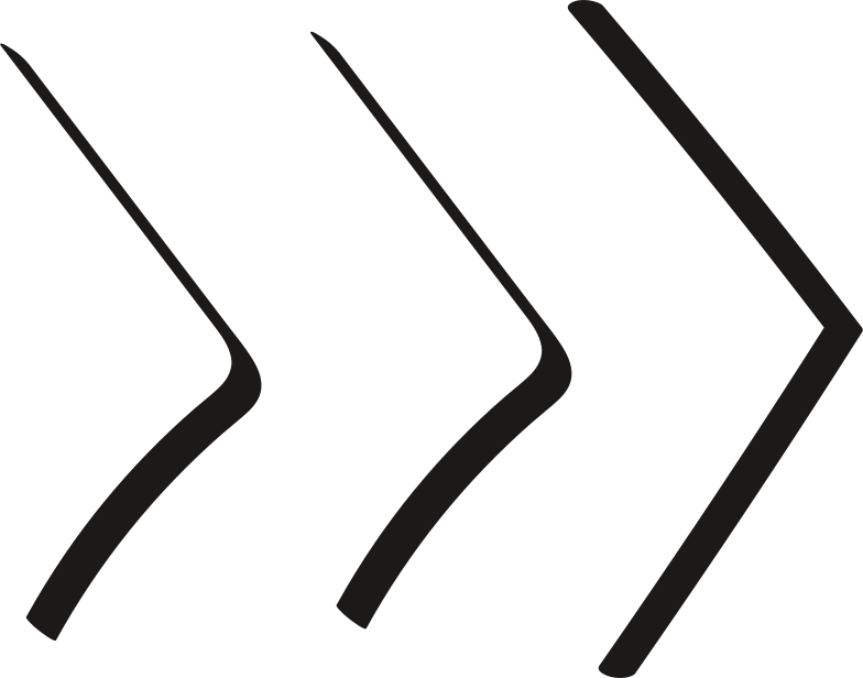 tk black arrows right Clipart illustration in PNG, SVG