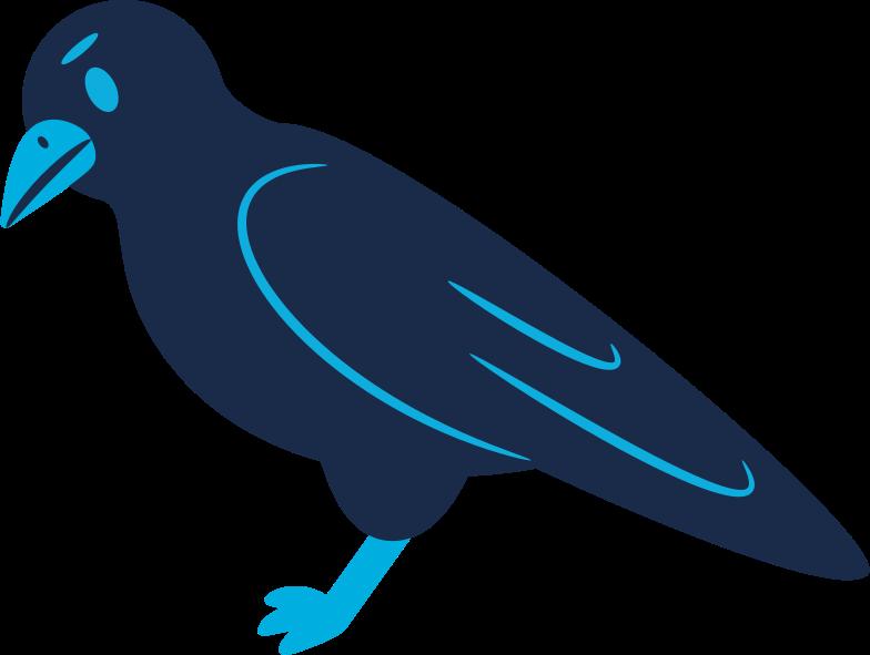Imágenes vectoriales raven calm en PNG y SVG estilo  | Ilustraciones Icons8