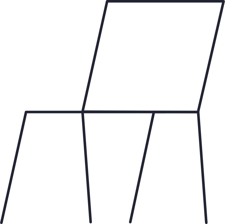 waiting  chair Clipart illustration in PNG, SVG