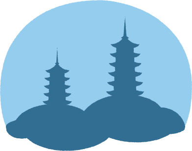 style pagoda background images in PNG and SVG | Icons8 Illustrations