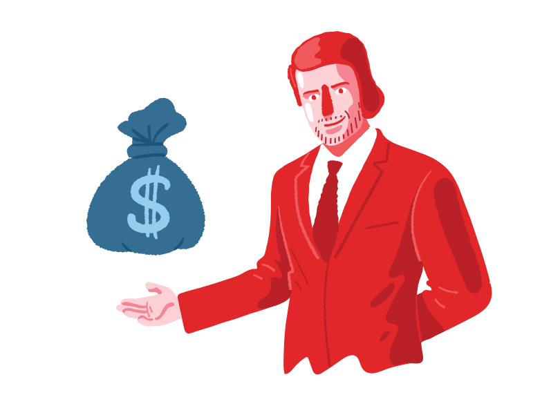 Investment Clipart illustration in PNG, SVG