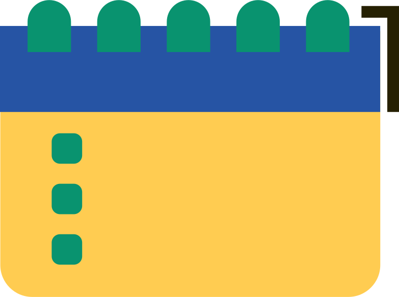 PNGとSVGの  スタイルの カレンダー ベクターイメージ | Icons8 イラスト