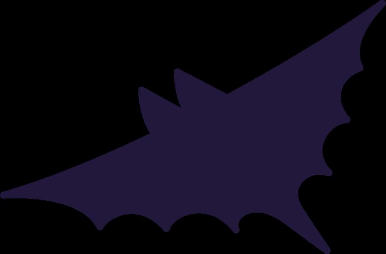 bat- Clipart illustration in PNG, SVG
