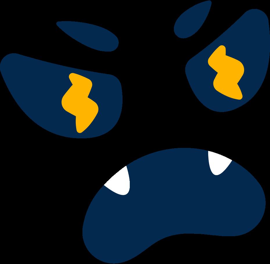 Style  visage en colère Images vectorielles en PNG et SVG   Icons8 Illustrations