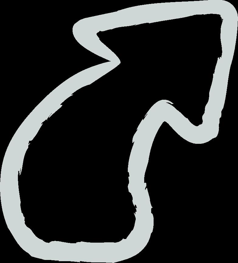 tk up arrow Clipart illustration in PNG, SVG