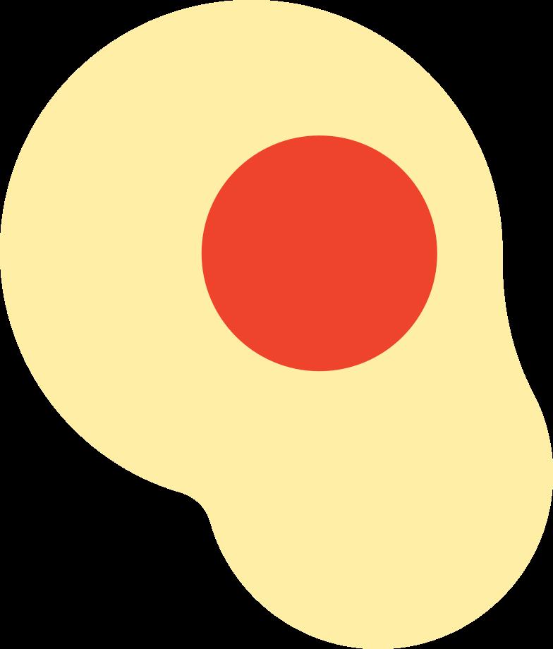 omelette Clipart illustration in PNG, SVG