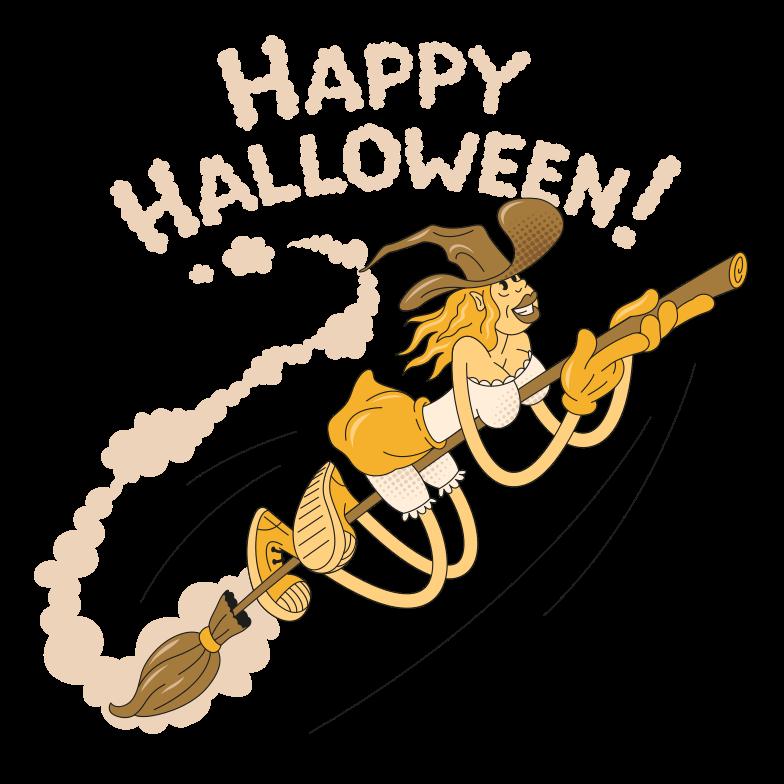 Imagem vetorial de Feliz dia das bruxas! estilo  em PNG e SVG | Ilustrações do Icons8