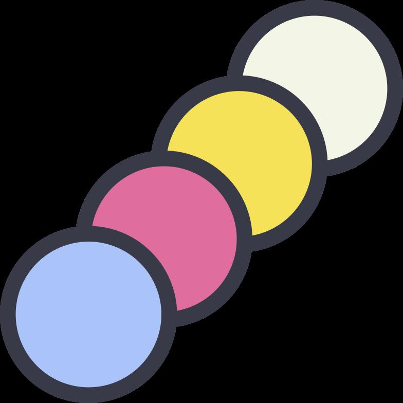 Immagine Vettoriale cerchi in PNG e SVG in stile  | Illustrazioni Icons8