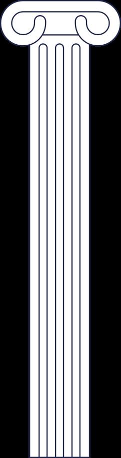PNGとSVGの  スタイルの 列の背景 ベクターイメージ | Icons8 イラスト
