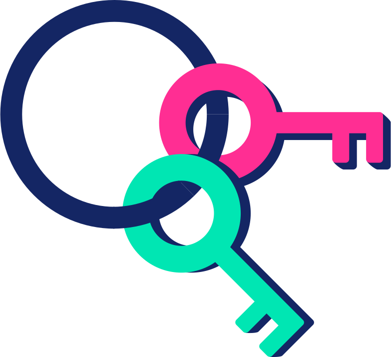 style bunch of keys Vector images in PNG and SVG | Icons8 Illustrations