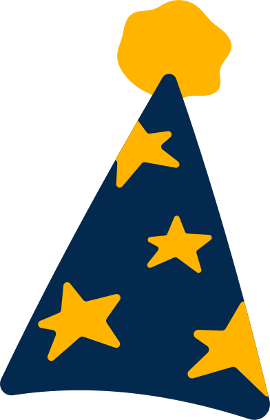 style festive cap with stars images in PNG and SVG   Icons8 Illustrations